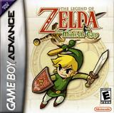 Legend of Zelda: The Minish Cap, The (Game Boy Advance)